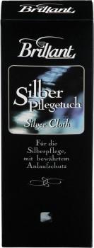Brillant Silber Pflegetuch 55 x 35 cm