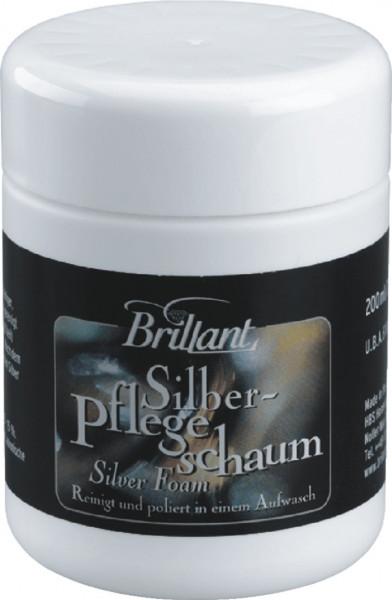 Brillant Silber Pflegeschaum 200 ml